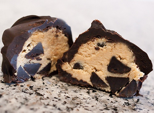 Candice's Low Carb Chocolate Chip Cookie Dough Balls