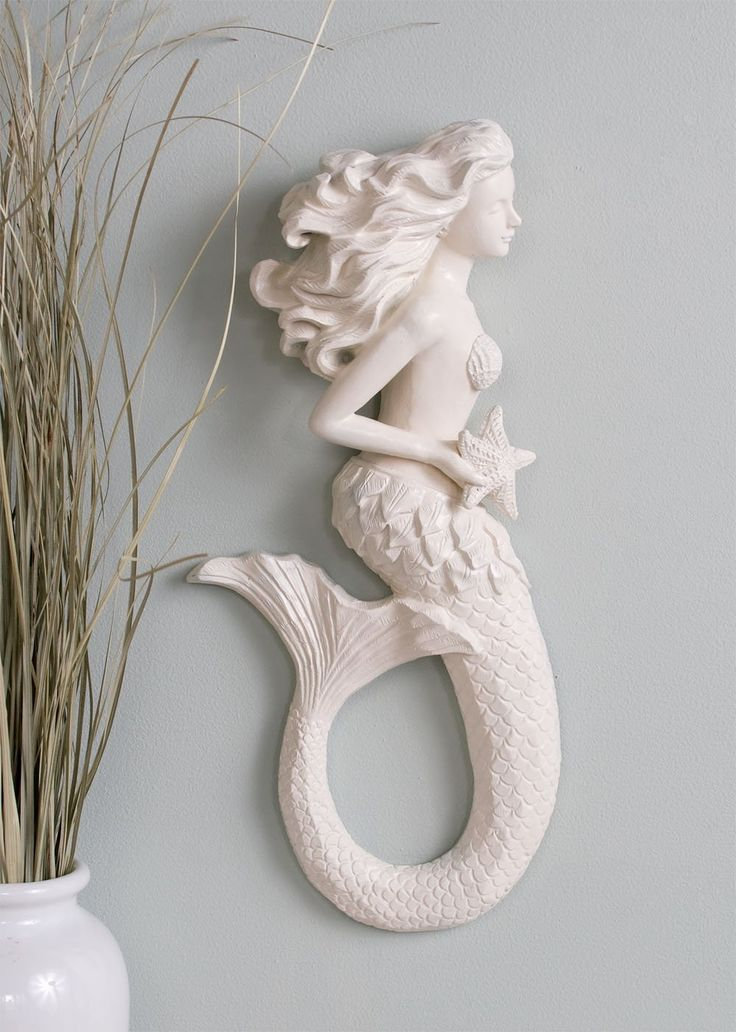 Amazon.com - Ohio Wholesale Beauty from the Sea Wall Art, from our Water Collection - Decorative Plaques