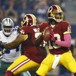 Both Johnny Manziel and Robert Griffin III want to play for the Cowboys - http://blog.clairepeetz.com/both-johnny-manziel-and-robert-griffin-iii-want-to-play-for-the-cowboys/