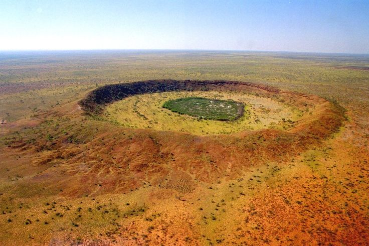 The Wolf Creek Crater lies in Wolf Creek Crater National Park - just on the outskirts of East Kimberly's Great Sandy Desert. Believed to have been formed by a meteorite crash over 300,000 years ago, this huge rock crater is truly a sight to behold. Measuring in at just over 800 metres wide and 55 metres deep, Wolf Creek is the second largest crater in the world.
