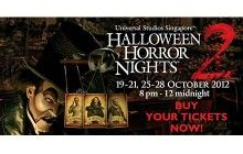 S$61.00 - $61 For Admission to Halloween Horror Nights 2 @ Universal Studios Singapore®, Resorts World Sentosa! (Min 2 Purchases). | www.Coupark.com - All Best Discount Deals in Singapore