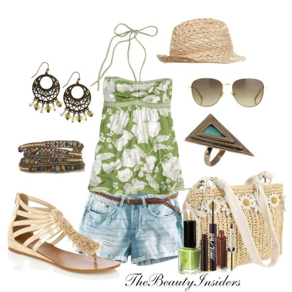Hot Summer Outfits., created by thebeautyinsiders on Polyvore