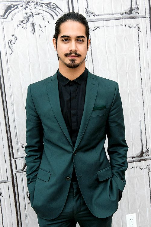 Avan Jogia at AOL Studios in New York on July 16, 2015 in New York City.