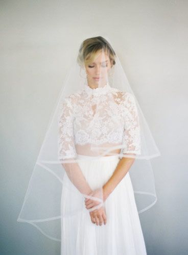 The Perfect Veil: Το πέπλο του γάμου και πώς να το διαλέξετε gamosorganosi