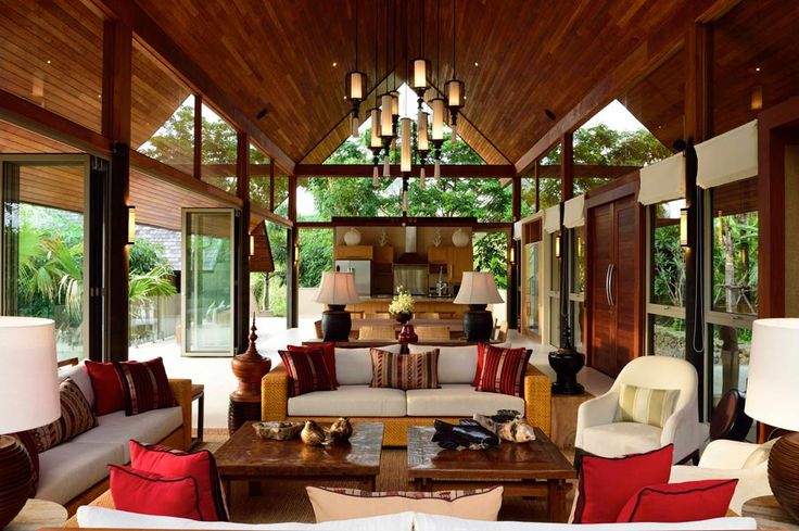 That view though! Villa Avasara is an expansive luxurious villa http://www.thesamuivillas.com/villa/villa-avasara-koh-samui/