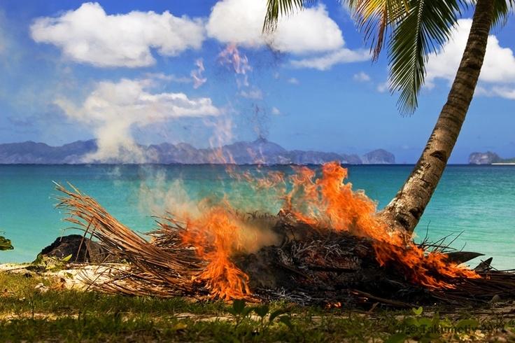 Asia | Takumotiv  Paradise Burning