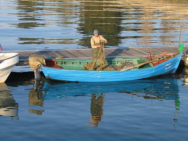 El cuento del pescador y el empresario - Vida en positivo
