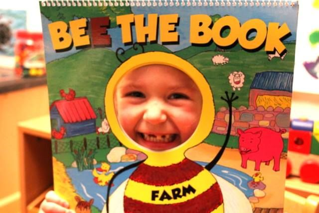 Little Maggie , the inspiration behind Bee The Book