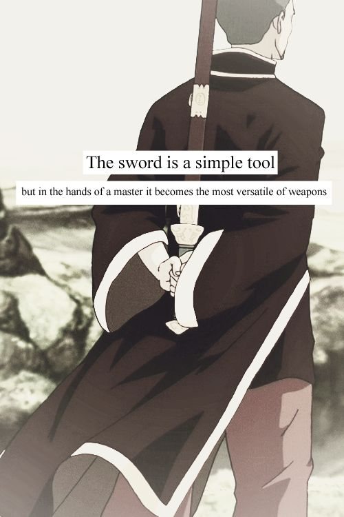 Sometimes I wish gunpowder was never invented. Swords are too awesome to go out of style.