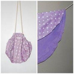 Moochi sun bag lilac