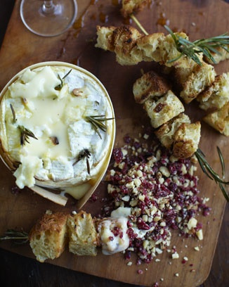 beautiful baked Camembert   Jamie Oliver   Food   Recipes (UK)