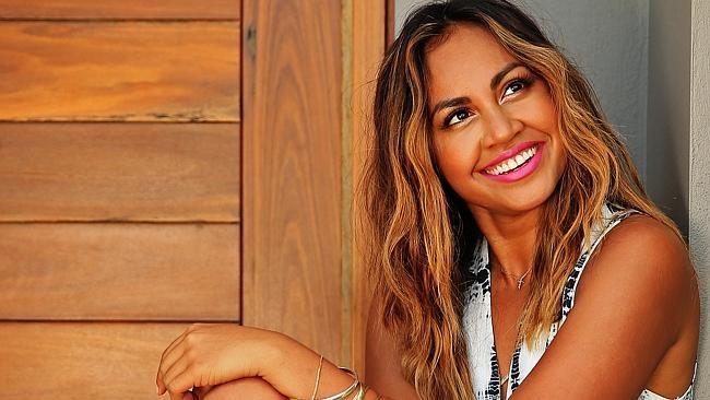 Aussie star Jessica Mauboy