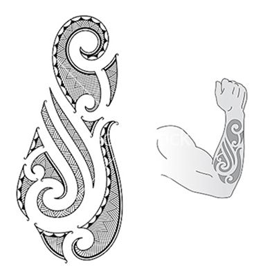Imgs For > Maori Symbol For Family