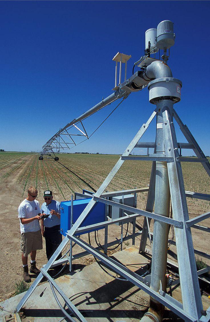 Centerpivot irrigation irrigation wikipedia in 2020