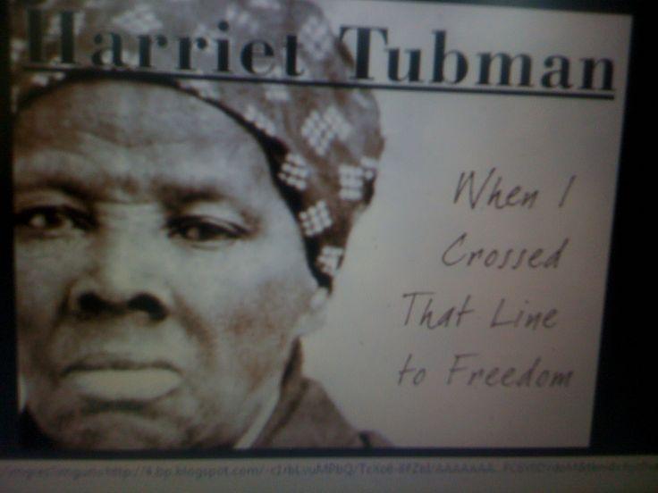 46 best Harriet tubman research images on Pinterest   Untergrundbahn ...