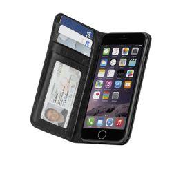 Case-Mate Wallet Folio case iPhone 6 leer | sbsupply.nl
