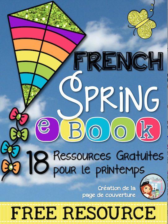 Les créations de Stéphanie: Le livre numérique du printemps { French Spring E-Book } dès le 18 FÉVRIER