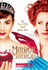 Mirror Mirrow - the first of TWO Snow White movies on the way!