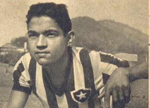O pequeno Mané Garrincha | Flickr - Photo Sharing!