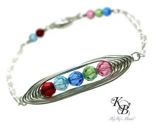 Mother Of The Bride Bracelet Jewelry Wedding Mothers