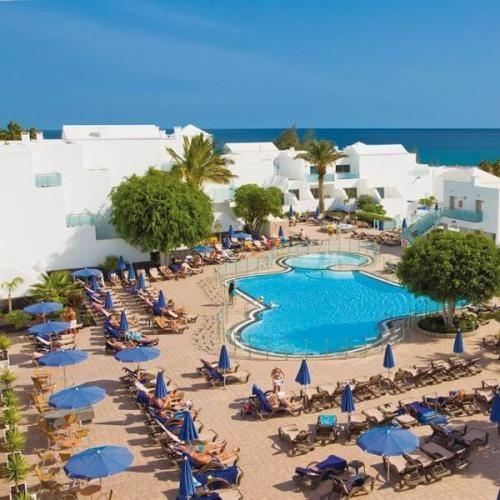 #Hotel lanzarote village zona Lanzarote  ad Euro 68.00 in #Resort 4 stelle lanzarote #Lanzarote