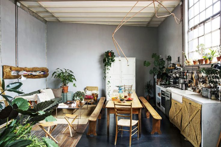 6 amazing green kitchens to get inspired by