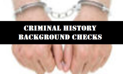 Free Criminal Record Check What is the best background check service?