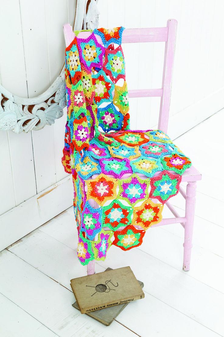 Launch of new Malabar yarn for summer from Stylecraft