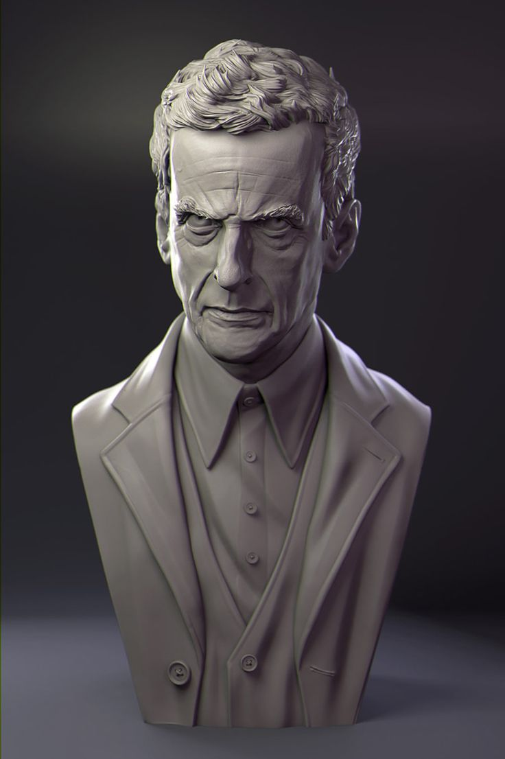 Splendid Digital Sculptures by James W Cain
