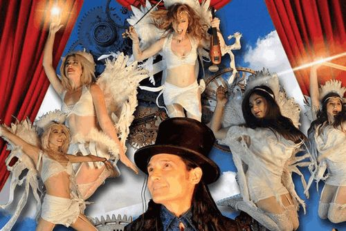 Corey Feldman, actor, musician, and performer who starred in a string of blockbuster films in the 1980s, brings his band The Angels to Rams Head Live! on Wednesday July 19!