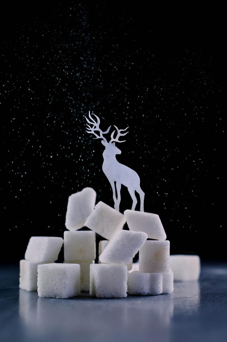 Reindeer (Powdered sugar) by Dina Belenko on 500px: