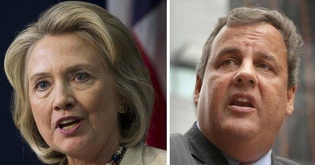 CHRISTIE TRAILS CLINTON BY 21 POINTS IN NEW 2016 POLL ~ Chris Christie is seeing his chances against Hillary Clinton plummet in a hypothetical 2016 presidential race, according to a  nationwide poll. The new figures presented an 8 point drop from the group's last poll in January. Christie is still neck-and-neck with possible opponents in the battle for the GOP nomination, but the only contender who fares worse against Clinton is Sarah Palin, . . . ~ Star Ledger 2/11/2013