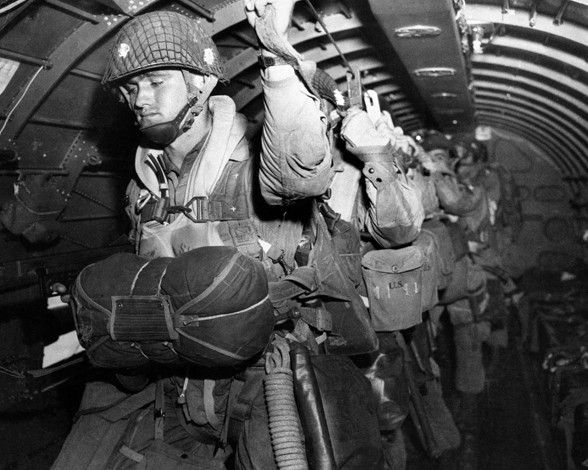 d-day invasion at omaha beach