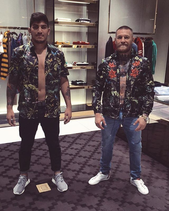 5f50978da03 Dillon Danis and Conor McGregor
