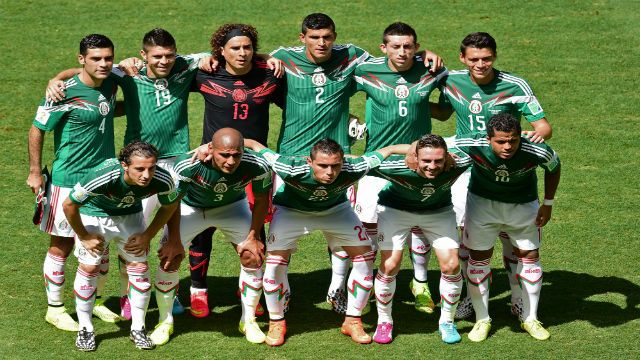 México - Copa América   Deportes 13