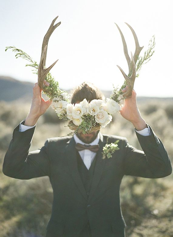 Wedding, Rustic, Bohemian, Woodland, Country, Antlers, Deer, Decorations,