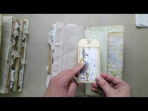 (1) Memories Junk Journal - YouTube