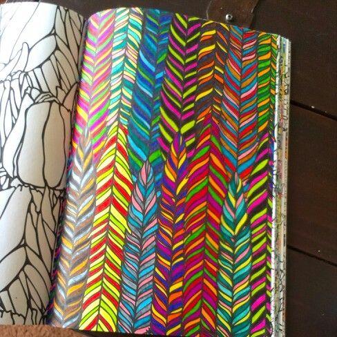 Kleurboek Voor Volwassenen C Jessica Van Leeuwen Journal 3Adult ColoringColoring BooksColouringAbstract