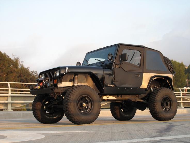 43 Best Jeep Wrangler Yj 1987 1995 Images On Pinterest