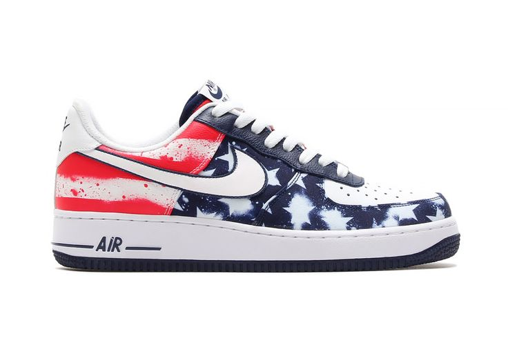 "#Nike Air Force 1 Low ""Independence Day"" #sneakers"