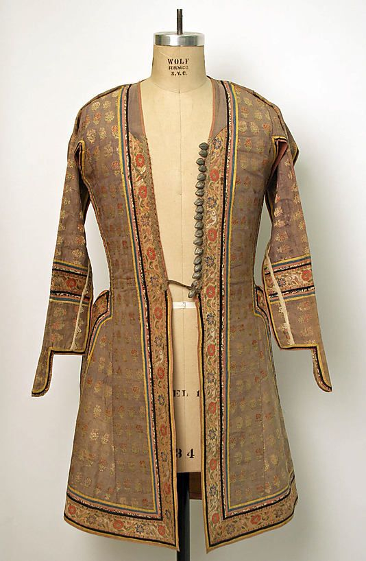 18th Century Coat Iran