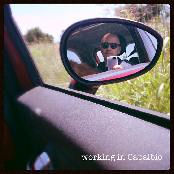 Working in Capalbio... Metamorphosi Showroom Roma, Corso Trieste 133 http://www.metamorphosiroma.it