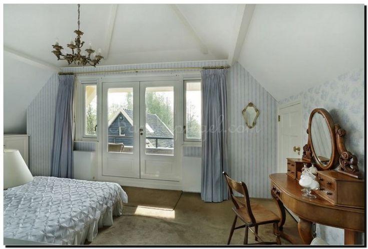 Venetiaanse spiegel in slaapkamer