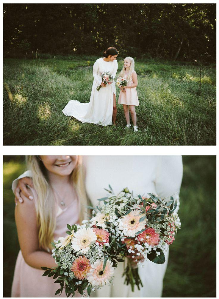 Bröllop på Storholmens Koloni på Sisters in law
