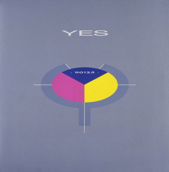 """Yes """"90125"""" by Garry Mouat"""