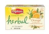 Review: Lipton Herbal Orange | Delecteable
