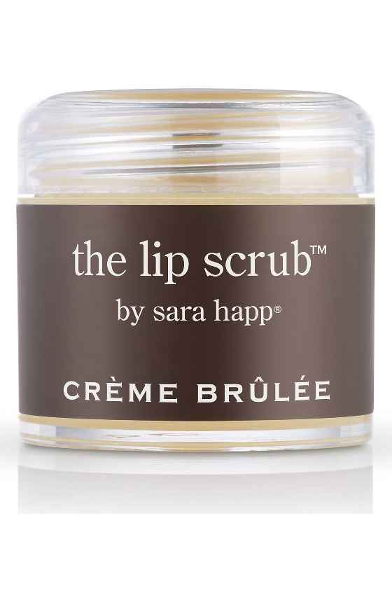 Free shipping and returns on sara happ® The Lip Scrub™ Passion Fruit Lip Exfoliator (Limited Edition) at Nordstrom.com. What it is: A lip scrub packed with food-grade essential oils that suspend sugar crystals to ensure lips are hydrated while being gently yet effectively exfoliated.Who it's for: Anyone who wants to eliminate dry, flaky skin.What it does: Lip expert Sara Happ set out to create lip products that do exactly what they say they'll do, every time.How to use: Massage onto y...