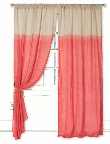 : Color Curtain, Ideas, Curtains, Quarter Color, Colors, Living Room, Drop Cloth, Diy, Bedroom