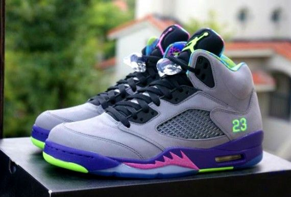 """@Jordan Presents Air Jordan 5 Retro """"Bel Air"""" - http://pinkswag.com/2013/09/11/jumpman23-presents-air-jordan-5-retro-bel-air/"""