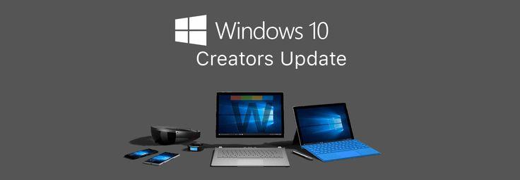 Baixe o Windows 10 Creators Update com o Assistente de Atualização